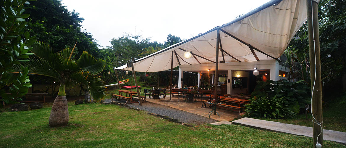 Nativ Lodge Mauritius Bar and Restaurant